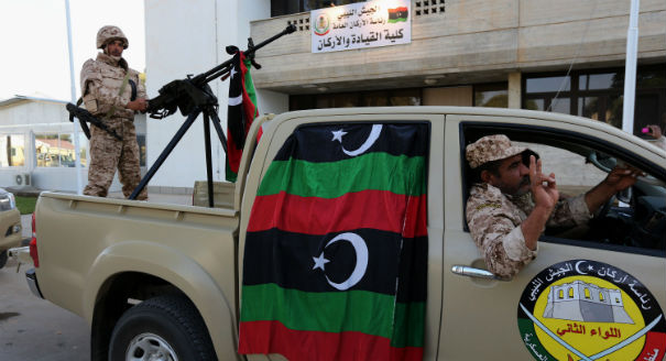 Is Libya a Proxy War?