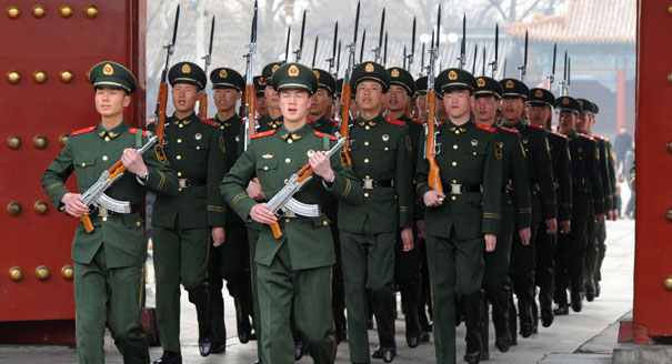 Misconceptions About China's Growth in Military Spending