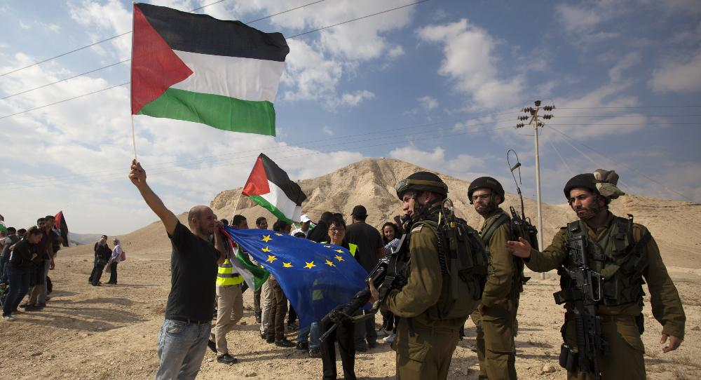 The EU's Passive Approach to the Palestinian-Israeli Conflict