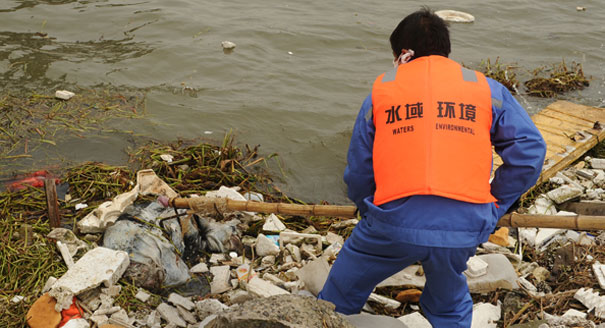 Multinationals Can Go From Polluter to Protector of China's Environment