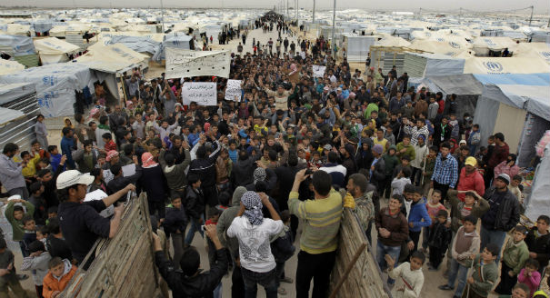 The Cost of Syrian Refugees