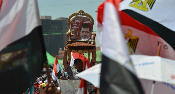 Morsi squeaked by in the presidential elections, but what do the votes actually say?