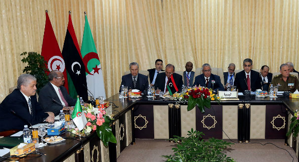 Algeria is often seen as averse to security cooperation, but it has been deeply involved in Africa's security architecture for years.