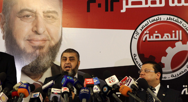 Will the Muslim Brotherhood's gamble on al-Shater pay off?