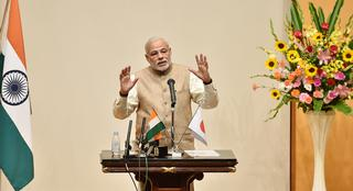 Under Modi, India has Shed its Traditional Defensiveness Towards the Middle East