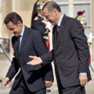 Sarkozy and Erdogan