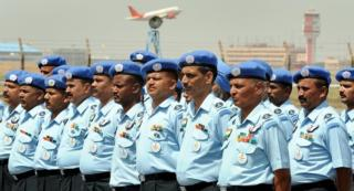 Indian Air Force Personnel