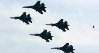Russia airforce
