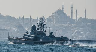 Russia in the Mediterranean: Here to Stay