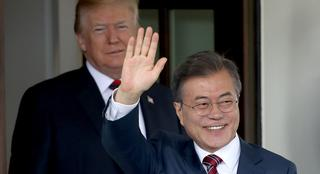 Will the South Korean President's Last-Ditch Effort to Make Peace With North Korea Work?