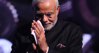 Indian PM Narendra Modi