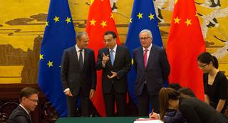 Rules-Based Cooperation Vital for China in Ties with EU