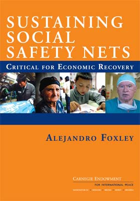 sustaining social safety nets critical for economic recovery