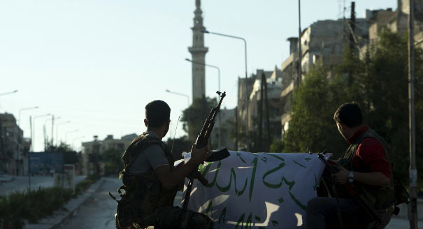 Pushing Back Against the Islamic State of Iraq and the Levant: The Islamic Front