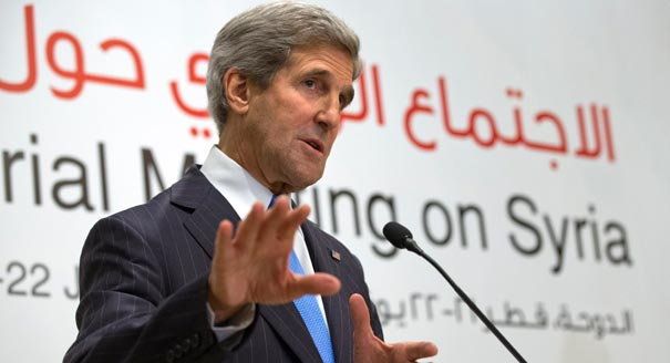 Slow Increase in U.S. Support for the Syrian Opposition