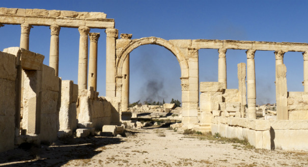 Photo Essay: The Battle for Palmyra