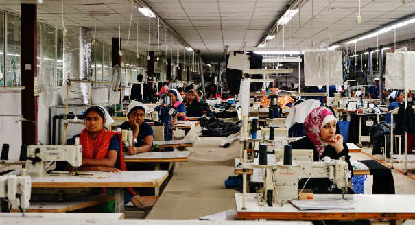 Photo Essay: Migrant Workers in Jordan's Garment Industry