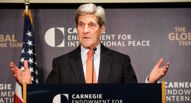 Every Day is Extra: A Conversation With John Kerry