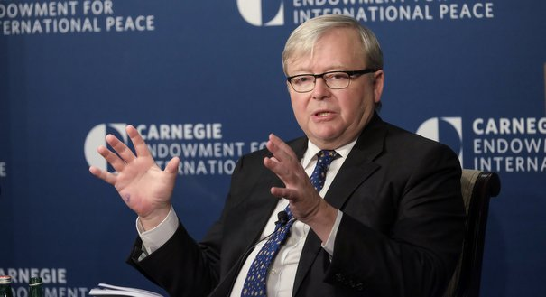 The Honorable Kevin Rudd on Reforming the UN