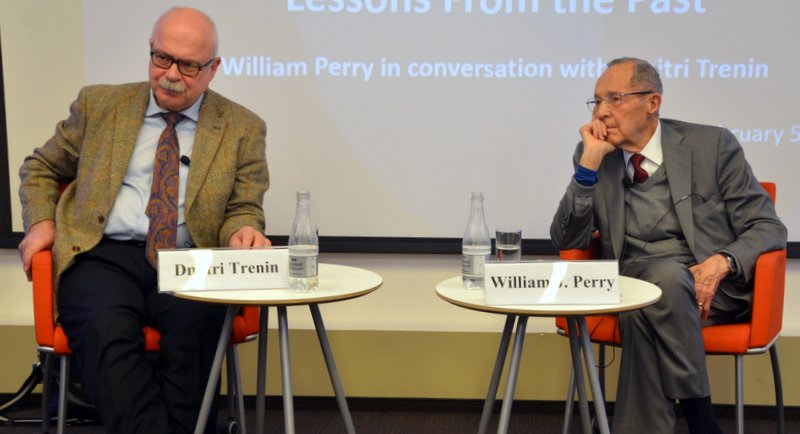 Strategic Stability in the 21s Century: Lessons From the Past