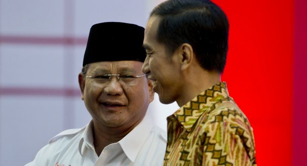 Indonesian presidential candidates