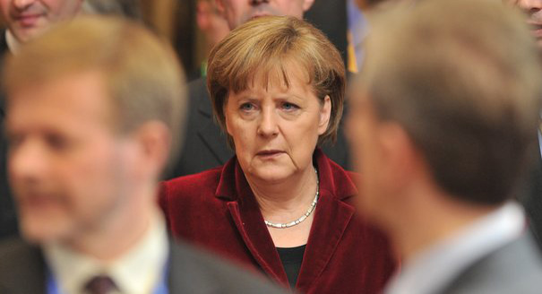 Merkel; Germany