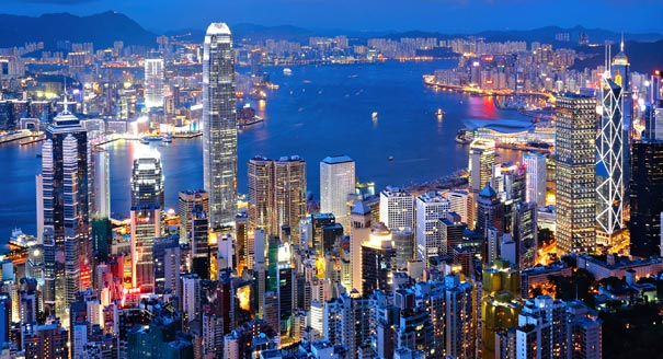 Hong Kong: A Snapshot Twenty Years After the Handover