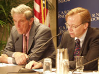 Discussion of <EM>Pakistan: Between Mosque and Military</EM>, featuring Husain Haqqani, Ambassador Robert B. Oakley, and <EM>Washington Post'</EM>s Steve Coll.