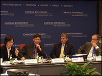 The China Program at Carneige Endowment hosted two panels that discuss current progress in Bejing regarding its preparation for the Olympic Game in 2008.