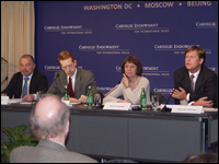 Russian Democracy Panel