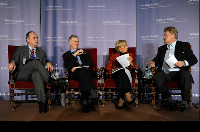 What do Europeans want from a Post-Bush Foreign Policy? New Vision Conference Session 1