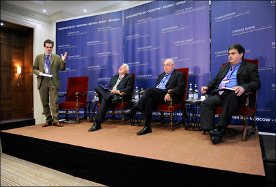 The Long-term Implications of the Global Financial Crisis. New Vision Conference Session 5