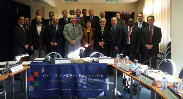 Managing Economic Transition in Arab Countries - Carnegie Middle