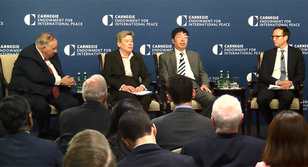 Chinese Nuclear Thinking U S Perspectives Carnegie Endowment For