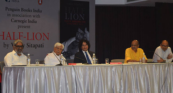 Book Launch: Half-Lion by Vinay Sitapati
