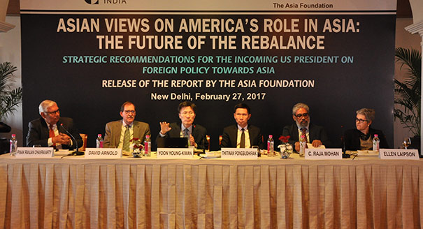 Asian Views on America's Role in Asia
