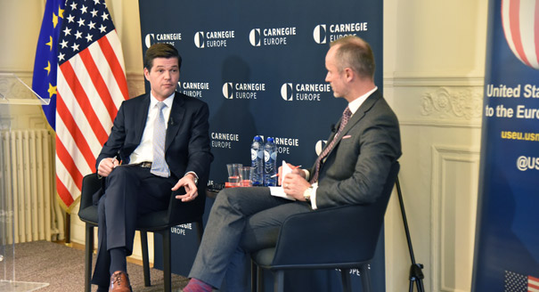 In Conversation with A. Wess Mitchell