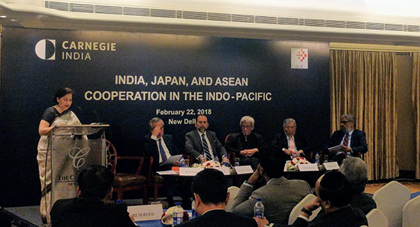 India, Japan, and ASEAN: Cooperation in the Indo-Pacific