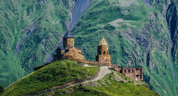 A Journey to the Caucasus