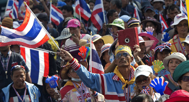 Thailand and the Changing Geopolitical Dynamics of Southeast Asia