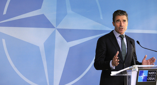 In Conversation With NATO Secretary General Anders Fogh Rasmussen