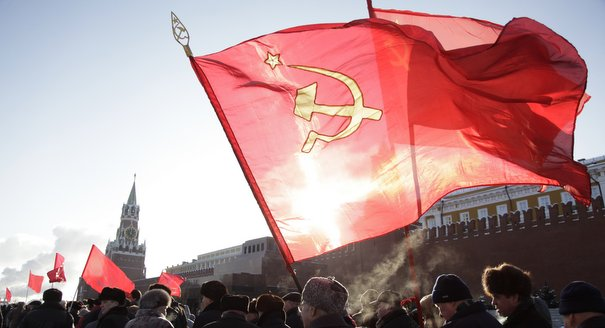Russia's Road to Revolution