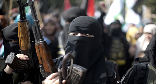 A New Age for Female Militancy in the Middle East?