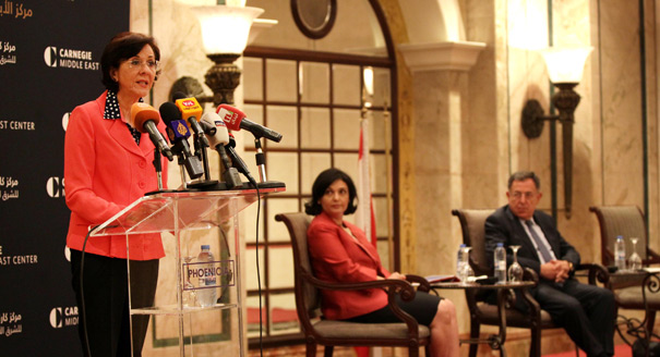 Launching Event for the Arab Integration Report
