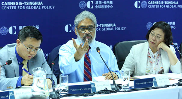 """China-India Relations in the """"Indo-Pacific"""" Era"""