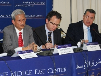 The Blue Peace: Rethinking Middle East Water