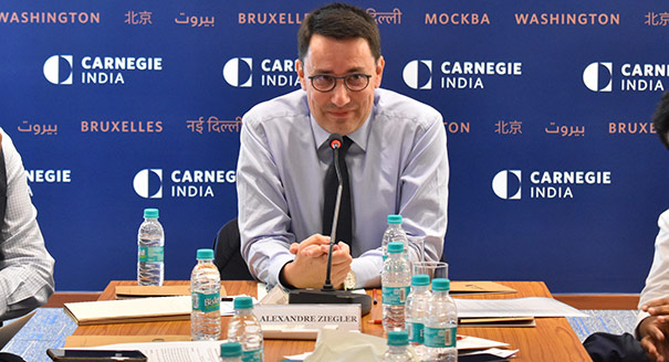 India and France: Next Steps for a Stronger Partnership
