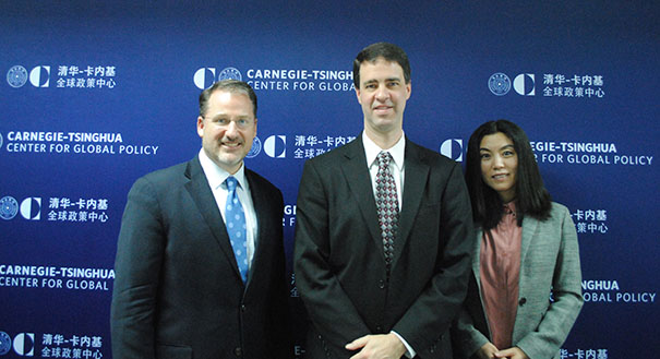 China, Development, and Global Security: Bridging the Gaps