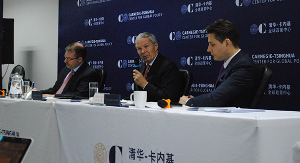 China's Role in Solving Global Crises