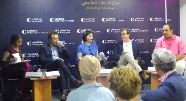 Diwan and New Media in the Middle East